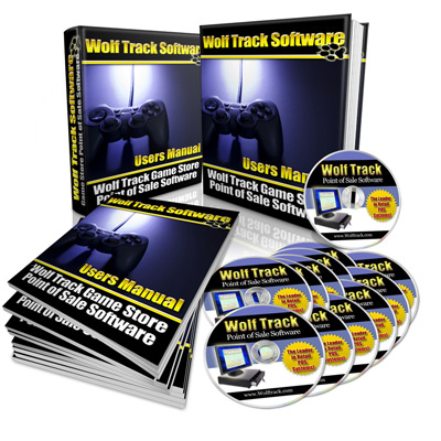 Wolf Track Gaming Point of Sale Software - Manuals