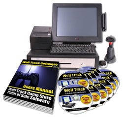 Wolf Track Point of Sale Software - Hardware Package