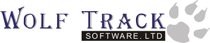 Wolf Track Retail Point of Sale Software Logo